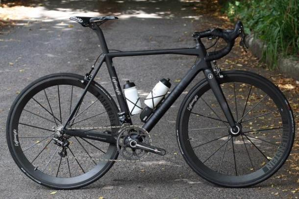 Lightweight Urgestalt Road Bike Frame Yellowbikecompany