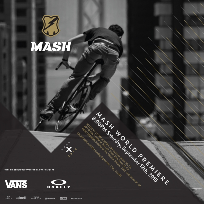 MASH 2015 World Premiere